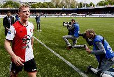 Setelah Bawa Feyenoord Juara Liga Belanda, Kuyt Putuskan Pensiun