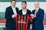 Pelatih Turki Yakin Hakan Calhanoglu Akan Sukses di AC Milan
