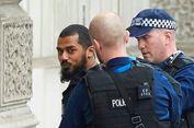 Pria Bersenjata Pisau Ditangkap di Dekat Gedung Parlemen Inggris