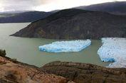 Kasus Langka, Gunung Es di Chile Putus Dari Gletsernya