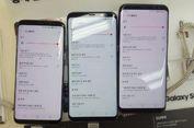 """Samsung Siapkan """"Obat"""" untuk Layar Galaxy S8 yang Kemerahan"""