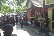 Polisi Geledah Kios Karpet Salah Satu Terduga Pelaku Bom Kampung Melayu