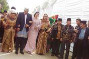 Tak Ada Makanan Khas Sumatera pada Resepsi Kahiyang-Bobby di Medan