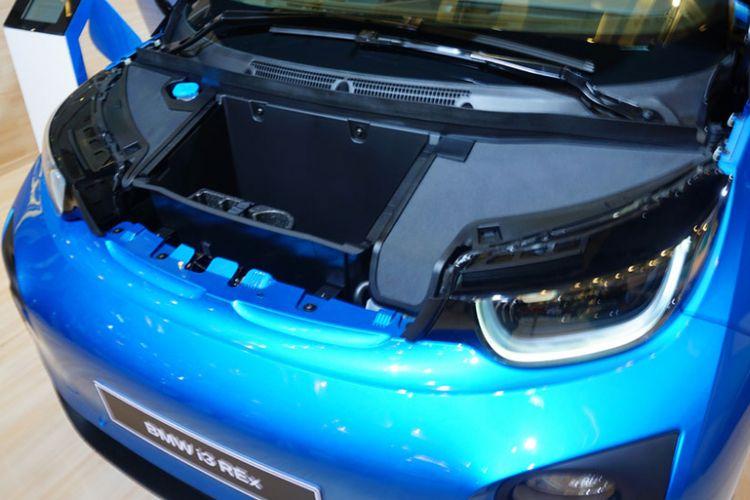 BMW i3 mejeng di GIIAS 2017