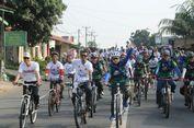 Gowes Touring Pesona Nusantara Jalani Etape Ke-6