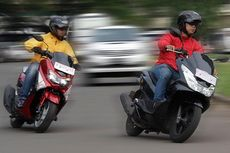 Honda Tembakkan PCX Lokal, Yamaha Siap Menghindar
