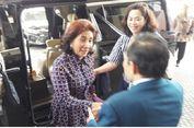 Datang ke ITB Bersandal, Menteri Susi Minta Maaf