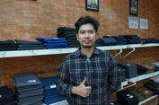 Sempat Dilarang Berbisnis, Pemuda Ini Raih Omzet Ratusan Juta dari Celana Jeans