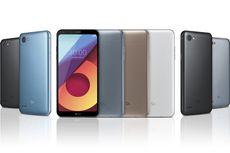 LG Q6 Resmi Dirilis dalam 3 Varian Kapasitas RAM