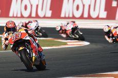 Marquez Tercepat di Hari Kedua Tes Pramusim di Valencia