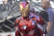 "Kostum Baru Iron Man dalam Film ""Avengers: Infinity War"""