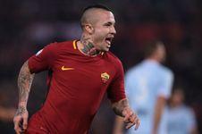 Hasil dan Klasemen Sementara Liga Italia, AS Roma Menang, Milan Takluk