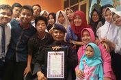 Anggota Brimob yang Asuh 64 Anak Miskin dan Yatim Dapat Hadiah Umrah