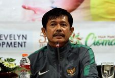 Indra Sjafri Ogah Bicara Target Timnas U-19 di Kualifikasi Piala Asia