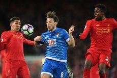 Liverpool Imbang Lawan Bournemouth di Anfield