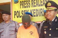 Polisi Tangkap 13 Anak Punk Pelaku Pembunuhan di Kediri