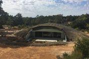 Rumah Hobbit Ini Terkubur di Bawah 1.000 Ton Kotoran