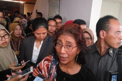 Menteri Susi: Perikanan Ilegal Sudah Jadi Kezaliman yang Lazim