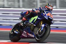 Vinales Start Terdepan, Rossi Ketiga di GP Aragon