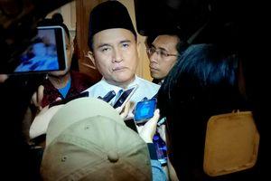 Yusril: Saya Khawatir Jokowi Tak Paham Permainan Partai Pendukungnya