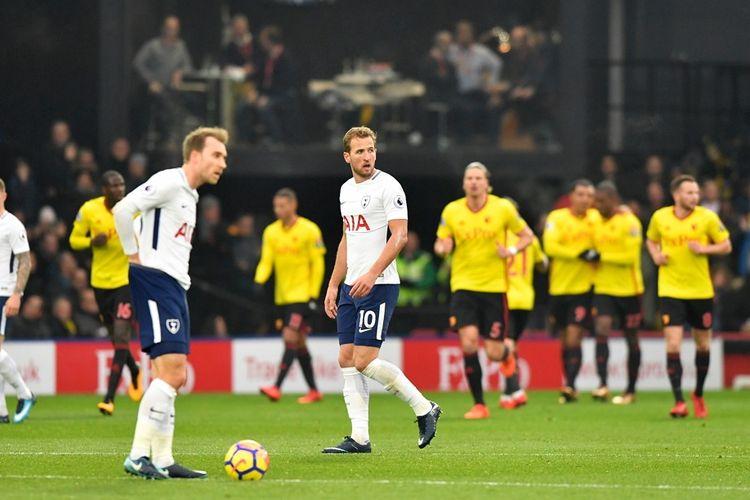 Image result for Hasil Liga Inggris 2 Desember 2017, Tren Minor Tottenham Berlanjut