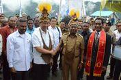 Wiranto Minta Gereja Ikut Berperan Aktif dalam Pembangunan di Papua Barat