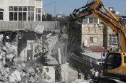 Israel Hancurkan Rumah Impian Sebuah Keluarga Palestina di Yerusalem