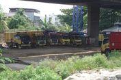Akan Jadi 'Park and Ride', Begini Kondisi Kolong Tol Seberang Kalijodo