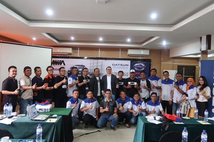 NMAA dan Datsun adakan Trending Workshop 2017 di kota Palembang
