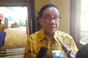 Akbar Tandjung Harap Golkar Daerah Bergerak Ganti Setya Novanto