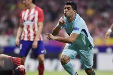 Hasil Liga Spanyol, Atletico Vs Barcelona Imbang