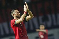 Penilaian Luis Milla terhadap Debut Ilija Spasojevic di Timnas