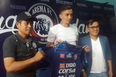 Gelandang asal Brasil Bergabung, Pelatih Arema FC Optimistis
