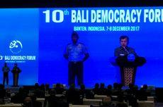 Buka Bali Democracy Forum ke-10, Ini Pesan Jusuf Kalla