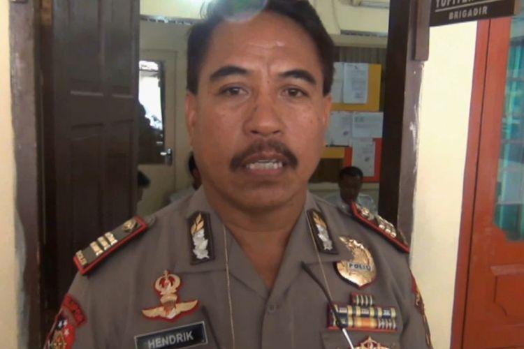 Seorang calon penumpang pesawat di Bandara Binaka Gunungsitoli, Sumatera Utara, diamankan polisi karena candaannya soal bom.