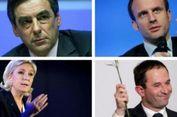 Dua Terduga Teroris Dibekuk Jelang Pilpres Perancis