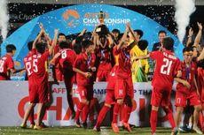 Untuk Kali Ketiga, Vietnam Juara Piala AFF U-15