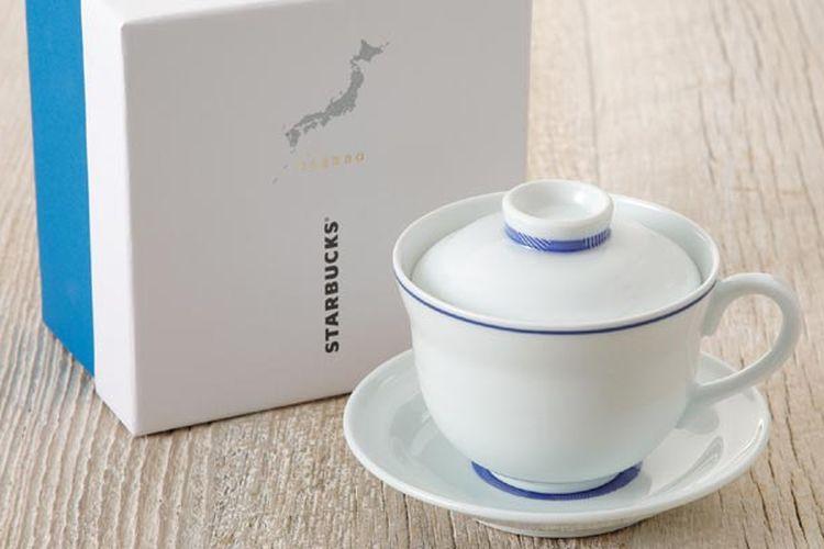 Starbucks merilis sebuah cangkir baru bernama Coffe-Wan Mikawachi177ml edisi Jimoto Made pada 13 Oktober 2017. Cangkir ini hanya dijual di Starbucks cabang Sasebo-Yonkacho dan Sasebo-Gobangai di Kota Sasebo, prefektur Nagasaki, Jepang.