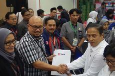Bermodal Kader Eks Golput yang Terinspirasi Jokowi, Pika Daftar ke KPU
