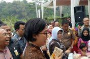 Sri Mulyani dan IDB Bahas Pengentasan Kemiskinan di Yogyakarta