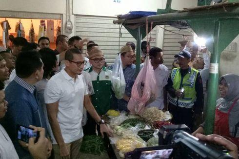 Temui Aher di Bandung, Apa yang Akan Dibicarakan Sandiaga?