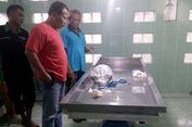 Pemancing Temukan Jasad Bayi Mengapung di Bengawan Solo