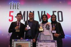 2 Sineas Muda Indonesia Juarai Lomba Video 5 Menit di Singapura