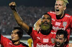 Hasil Liga 1, Bali United Jaga Jarak dengan Bhayangkara FC