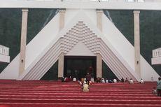 Masjid Raya KH Hasyim Asy'ari, Peninggalan Jokowi, Ahok, dan Djarot untuk Jakarta
