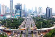 Bagaimana Simpang Susun Semanggi Bisa Kurangi Kemacetan?