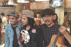 Eross Chandra Kaget Dengar Hasil Daur Ulang Lagu