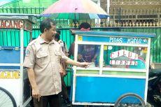 Dagang di SDN Tanjung Duren, Penjual Cilok Tak Tahu Ada Penculikan