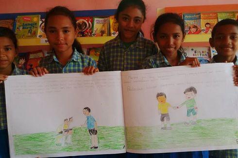 Gramedia dan Taman Bacaan Pelangi Gelar Lomba Menulis Cerita
