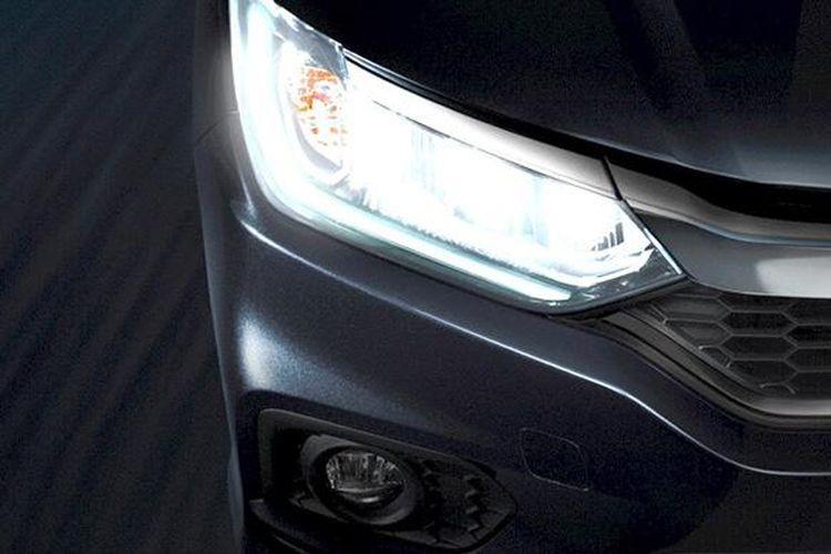 Lampu LED plus DRL. (ilustrasi)